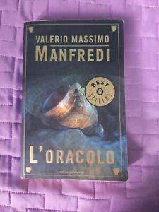 L'oracolo Valerio Massimo Manfredi copertina flessibile