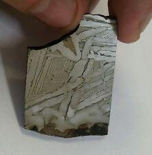 27gm AAA Seymchan Meteorit Scheibe Geätztem Windmanstatten Pallasit