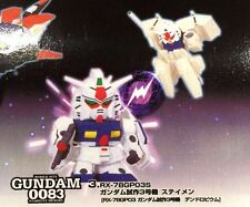 Gundam GP-03S Dendrobium MAGNET ROBO by Banpresto Transforms! NEW SEALED