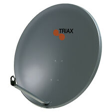 Triax TD88 90cm Satellite Dish Pole mount only