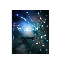 The Vanishing (DVD & Props) by Shin Lim Magic Trick Close Up Street Parlor FISM