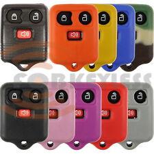 Brand New Ford 3 Button Remote Cover Case Rubber Silicone