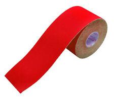 Nylontape Rot 5 m x 5 cm Kinesiologie Nylonpower Tape Nylon