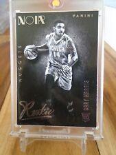 2014-15 PANINI NOIR BLACK & WHITE GARY HARRIS RC BASE CARD 41 /99 NUGGETS