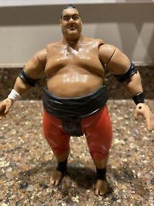 WWE WWF Jakks Classic Legends Yokozuna Wrestling Action Figure