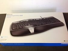 Microsoft Natural Ergonomic 4000 - Wired Keyboard  (B2M-00012)