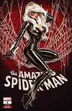 AMAZING SPIDERMAN 1 vol 5 2018 MARK BROOKS BLACK CAT A VARIANT NM