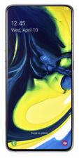 Samsung Galaxy A80 - 128GB - Ghost White (Unlocked) (Dual SIM)