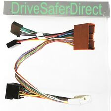 ISO-SOT-4880-c Lead,cable,adaptor for THB Bury CC9060 Mazda Premacy