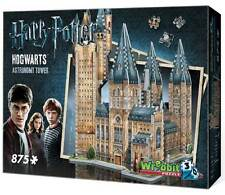 Wrebbit Harry Potter Hogwarts Astronomy Tower 3D Jigsaw Puzzle (875 Pieces)