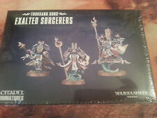 WARHAMMER 40K THOUSAND SONS EXALTED SORCERERS - NEW & SEALED