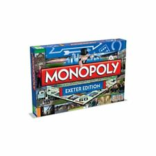 Exeter Monopoly Board Game