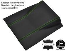 Green Stitch INFERIORE STERZO Dash Trim LTHR Copertura Per MAZDA MX5 MK1 MIATA Tettuccio 90-97