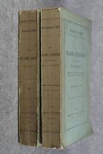 SEE GERMAIN. DES MALADIES SPECIFIQUES (NON TUBERCULEUSES) DES POUMONS. 1885-1886