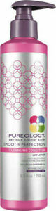 PUREOLOGY SERIOUS COLOUR CARE SMOOTH PERFECTION HAIR CONDITIONER 8.5 OZ / PUMP