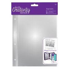 Docrafts Creativity Essentials A5 Stamp Storage Pockets DCE105901