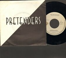 "PRETENDERS Brass in Pocket 3 track EP 7"" SINGLE Swinging London Nervous but Shy"