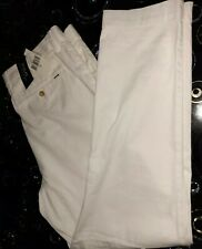 RALPH LAUREN POLO JEANS US 12 UK 14-16 WAIST  White Ladies  BNWT RRP £110
