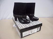Very Volatile Women's Ashbury Black Leather Boots