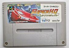 Genuine Super H.Q. Criminal Chaser for Nintendo Super Famicom JAPANESE TESTED