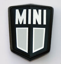 British Made Classic Austin Mini Bonnet Shield Badge, BMC CZH4378