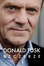 Szczerze  - Tusk Donald - POLSKA KSIĄŻKA
