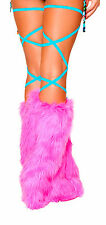 sexy ROMA solid COLOR thigh LEG ties WRAPS string STRIPPER exotic DANCER wear