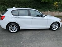 BMW 1 Series 118i SE Turbo 170bhp 2012 Service History HPI Clear 99p No Reserve