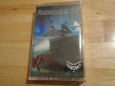 SEALED RARE OOP Wendy O. Williams CASSETTE TAPE Kommander of Kaos PLASMATICS '86