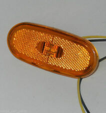MERCEDES SPRINTER VW CRAFTER 2006-UP LED SIDE MARKER LIGHT LAMP REFLECTOR LH=RH
