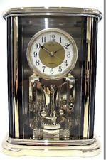 Seiko Table/Desk & Anniversary Clock with Rotating Pendulum