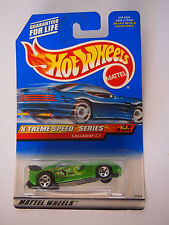 Hot Wheels XTREME SPEED SERIES 2/4 CALLAWAY C7