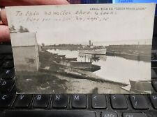 More details for canal ss lough neagh queen   -  original postcard stamp removed