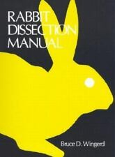 Rabbit Dissection Manual-ExLibrary
