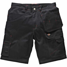 Shorts e bermuda da uomo nero fantasia nessuna fantasia in misto cotone