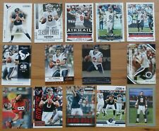 Matt Schaub - 14 card lot - Topps, Rookies & Stars, Score, Turkey Red, all diff