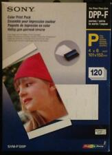 Sony SVM-F120P Color print pack / Kit impression couleur / Farbdruck-Kit DPP-F