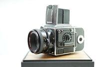 Hasselblad 201F Carl Zeiss 80mm F2.8 Planar T* A12 Back Medium Format Camera-BB-