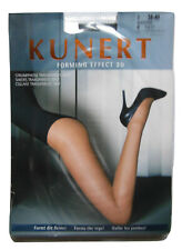 Kunert FORMING EFFECT 20 Matt Sheer Shapes Legs, Tum & Bum Medium 40-42 CASHMERE