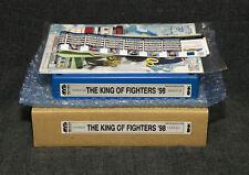 King of Fighters 98 US English MVS Kit • Neo Geo JAMMA Arcade • SNK KOF *CIB*