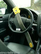 Kamei Stoplock II mit LED Blinklicht Lenkradkralle Wegfahrsperre 36170