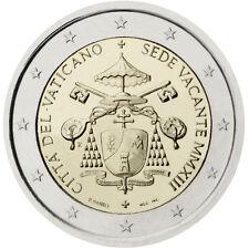 - VATICAN - 2 Euro Commémorative - 2013 - Sede Vacante -