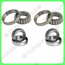 FRONT WHEEL BEARING  FOR 1997-2003 INFINITI QX4  (2OUTER+2INNER) PAIR FAST SHIP