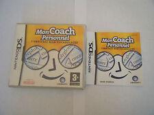 Mon Coach Personnel : J'Enrichis Mon Vocabulaire - Nintendo DS - Complet
