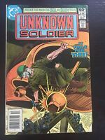 Unknown Soldier (1977 1st Series) #258 VF Very Fine DC Comics Newsstand