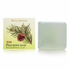 Victoria Royal Swedish Tallba Pine Body Soap 3.5 oz