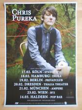Chris pureka 2012 Tour-ORIG. Concert-CONCERTO-POSTER-MANIFESTO NUOVO