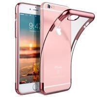 Slim Cover Apple iPhone 6 / 6S Plus Silikon Handy Hülle Tasche Schutzhülle Case