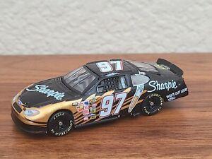 2004 Cup Champion Logo #97 Kurt Busch Sharpie 1/64 Team Caliber NASCAR Diecast