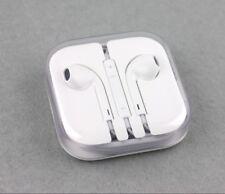 Genuine Apple iPhone 6 6s 5s 5c ipod Earphone Earpods Headphones Handsfree W/Mic